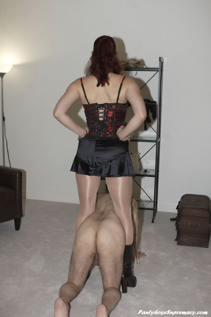 A Model Sissy with Ms. Savannah