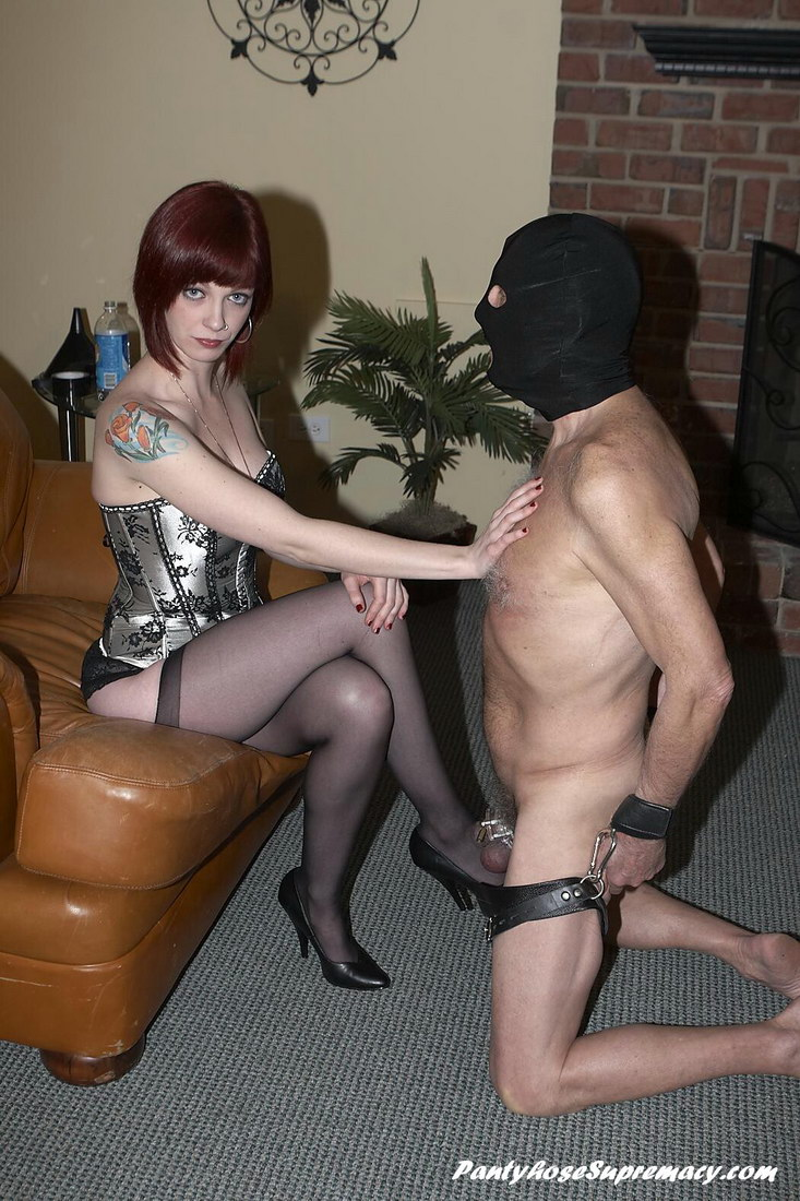 Gulp That with Dominatrix Sidney