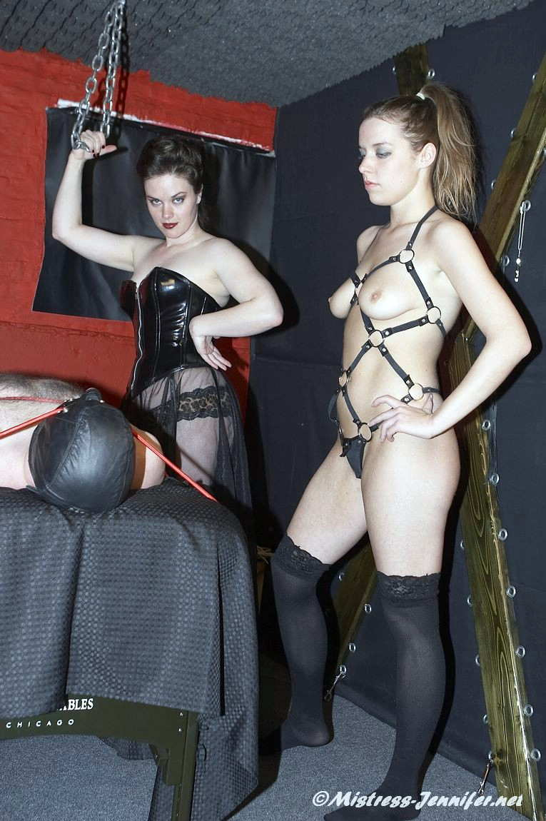 Mistress Noelle and Sarah – 15 high res pictures